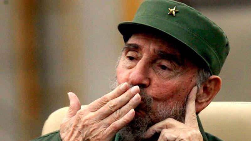 Fidel Castro, Commandente