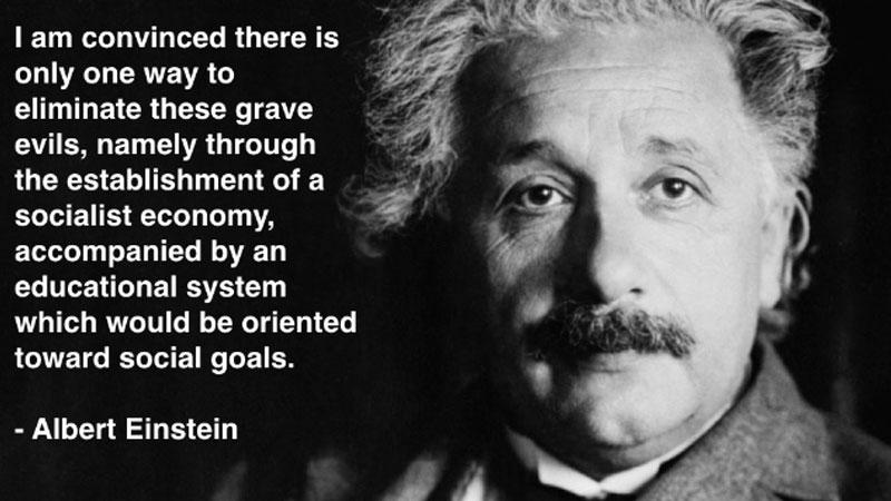Why Socialism ? Albert Einstein