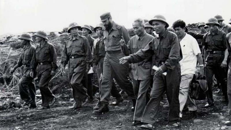 Fidel And Cuba Are In The Heart Of Vietnam