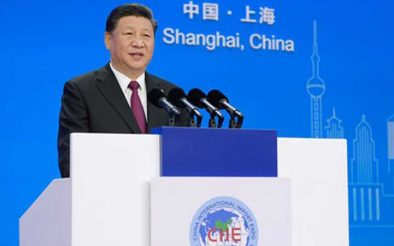 Import Expo a 'Trail-Blazing' Move: Chinese President Xi Jinping
