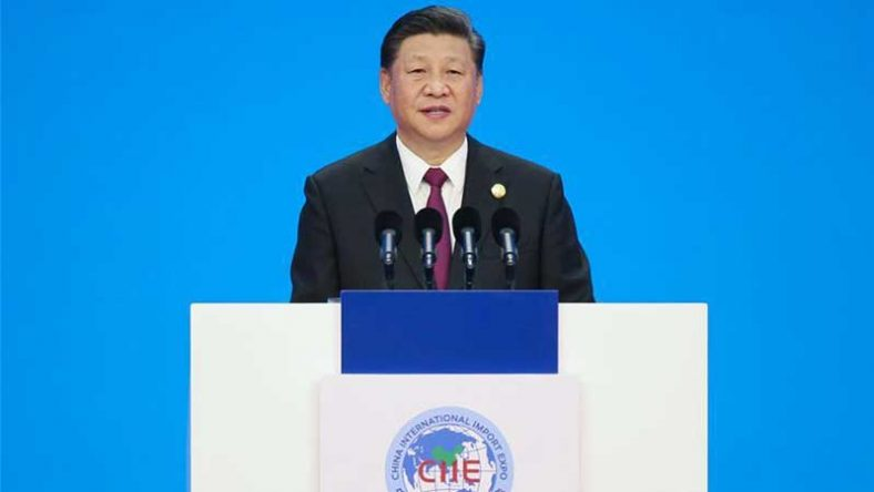 Work Together for an Open Global Economy That is Innovative and Inclusive: Xi Jinping
