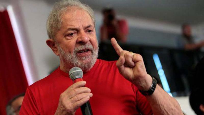 Luiz Inácio Lula da Silva, former Brazilian President