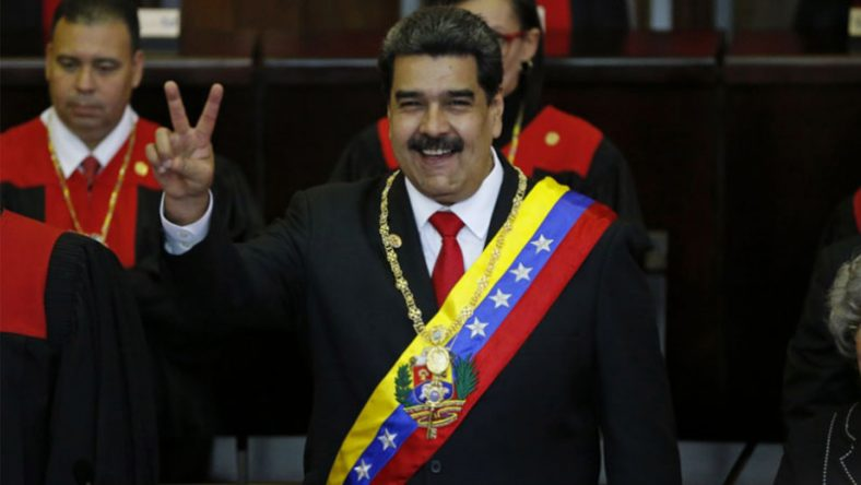 Maduro Takes Office for Second Term Amid Rising International Tensions