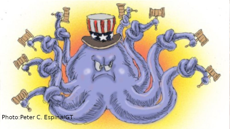 US' Long-Arm Jurisdiction Must Be Combated