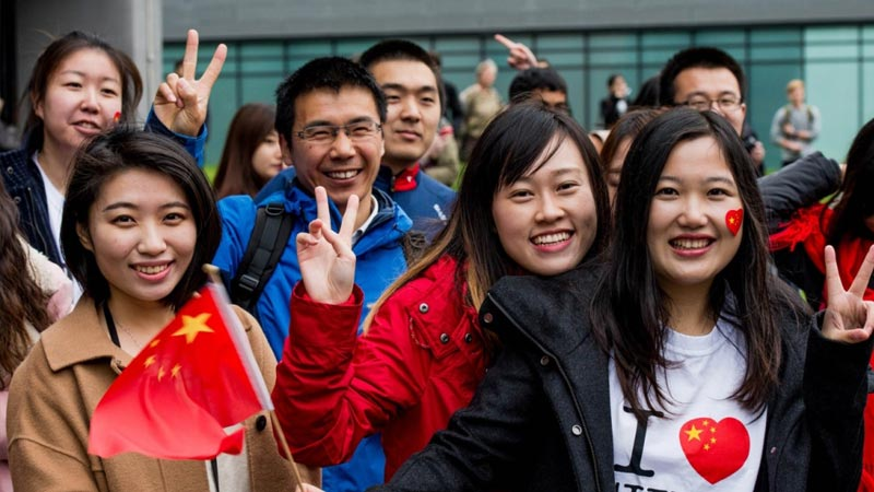 China Moves More Towards Socialism: Building Ideological And Political Centres in Universities