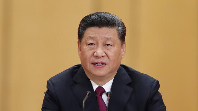 Another Long March begins – Xi Jinping