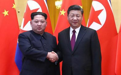 World looks with hope at Xi's North Korea visit