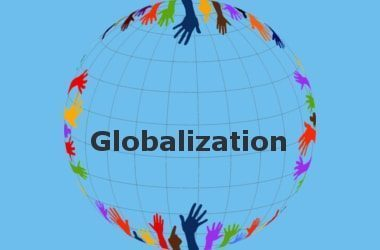 भूमण्डलीकरण, A photograph representing Globalisation.