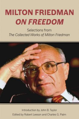 Milton Friedman on Freedom