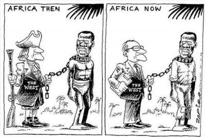 अफ्रिकाकाे विगत र अागत