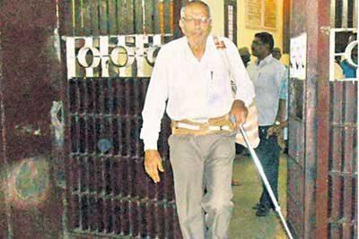 भारतीय माओवादी नेता कोबाड गान्धी जेलबाट रिहा