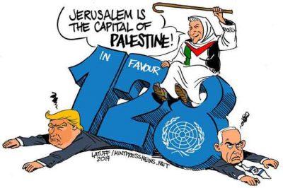 संयुक्त राष्ट्रसंघ भन्छ: