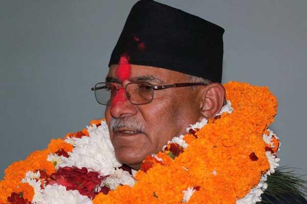 क. प्रचण्डलाई भारतीय कम्युनिस्ट नेता सीताराम येचुरीको बधाई