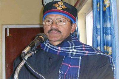 Comrade Sitaram Tamang