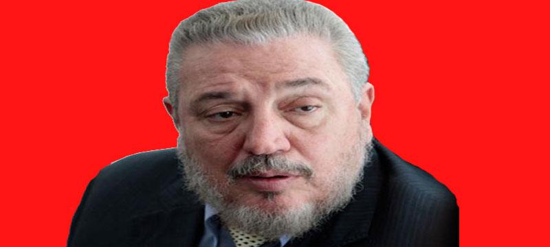Comrade Fidel Castro Diaz-Balart
