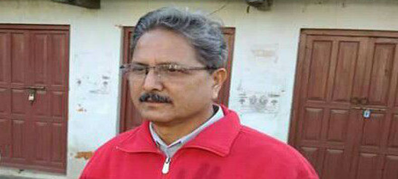 Haribol Gajurel, Ex-Minister for Agriculture Develpment