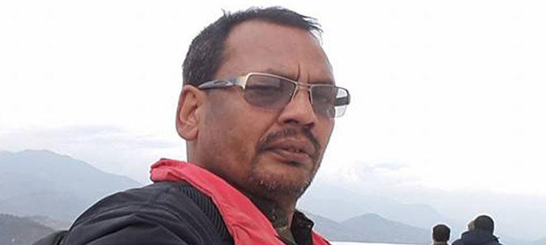 Balram Timalsina 'Biplab'
