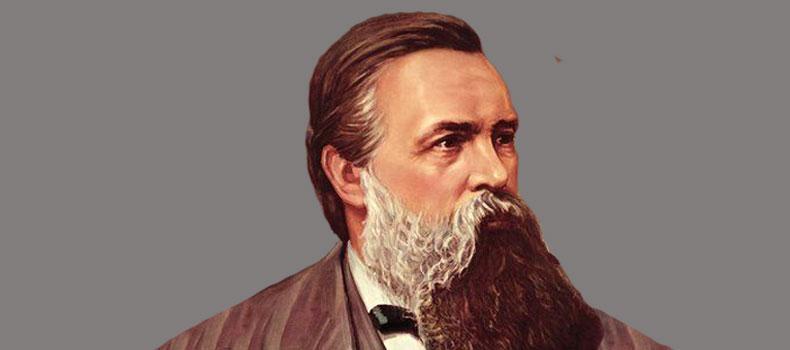 Frederick Engels फ्रेडरिक एङ्गेल्स
