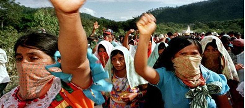 Zapatista Movement Mexico