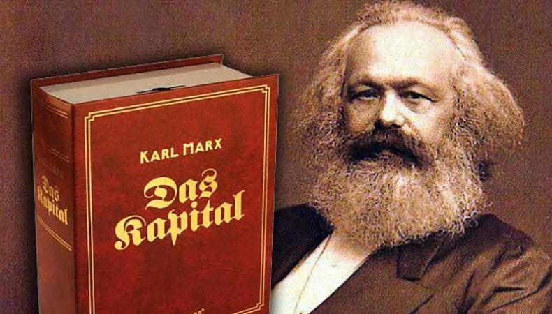 Das Capital and Karl Marx