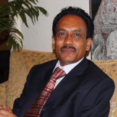 Tanka Karki, former Ambassador of Nepal to China
