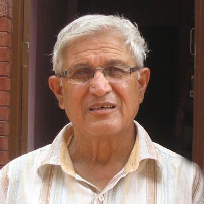 Comrade Ram Raj Regmi, a renknown peasant leader, communist leader and economist