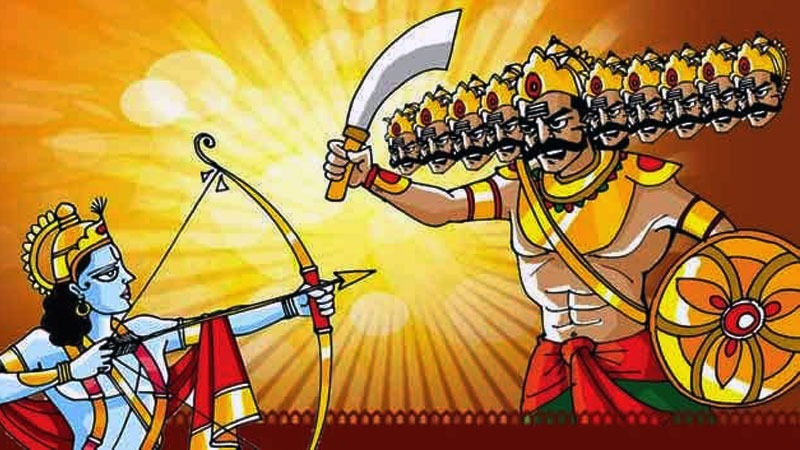 रामायणमा भनिएको राम-रावण युद्धः सत्ययुद्ध कि सत्ता संघर्ष ?