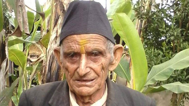 Pujari-ba-gulmi-nayagaun-Bishnu Prasad Pokharel