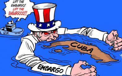 क्युवामाथिको नाकाबन्दी हटाउन संयुक्त राष्ट्र सङ्घमा २७ औं पटक प्रस्ताव पारित