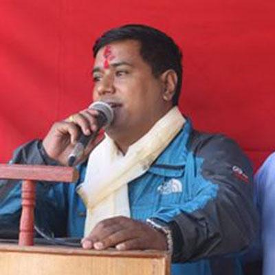Yubaraj Kc Bashanta Gulmi युवराज केसी