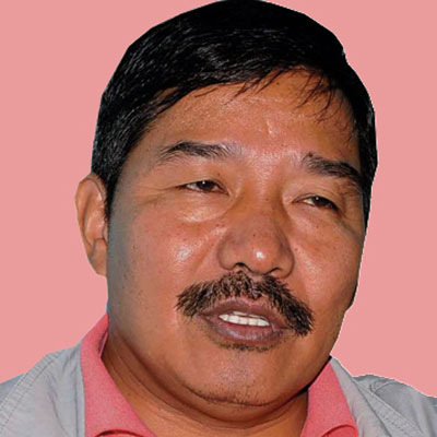Lokendra Bista Magar, Ex-Standing Committee Member of Communist Party of Nepal (NCP)