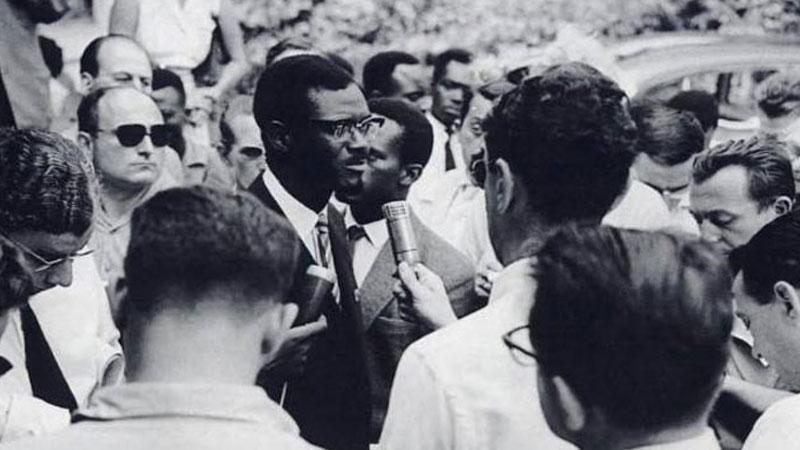 Patrice Lumumba, former Prime Minister of Congo