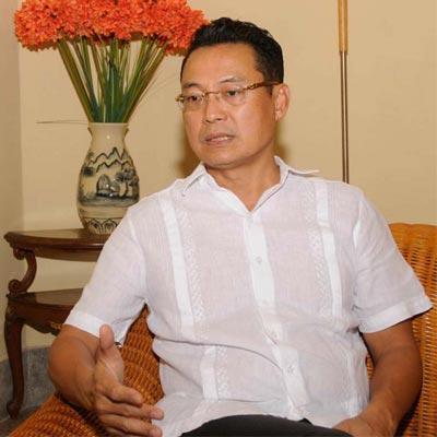 Vietnam's Ambassador to Cuba, Nguyen Trung Thanh
