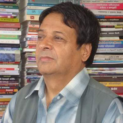 Ghanashyam Dhakal घनश्याम ढकाल left review online fagun 1