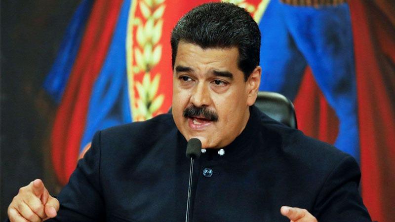Nicolas Maduro Moros, President of the Bolivarian Republic of Venezuela, निकोलस मादुरो