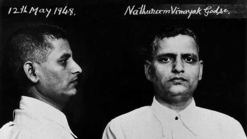 Nathuram Godse who killed Mahatma Gandhi