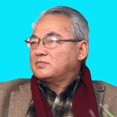 Ram Bahadur Thapa Badal, Home Minister of Nepal