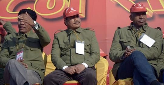 कडा बन्दै सरकार, 'विप्लव' समूहका नेता कार्यकर्ता धमाधम पक्राउ