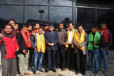 ढिलोचाँडो विप्लव पनि नेपाल कम्युनिष्ट पार्टीमा आउने प्रचण्डकाे दाबी