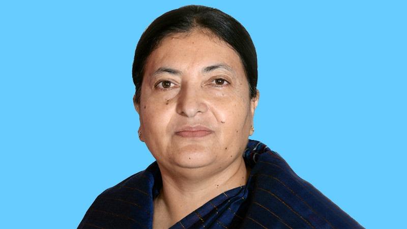 HE President Bidya Devi Bhandari
