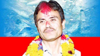 इच्छुकः यस शताब्दीका महान् सांस्कृतिक योद्धा