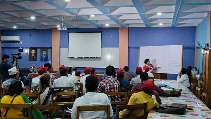 Marxist Schooling at Madan Bhandari School of Asia Left Review Online Com