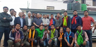 युवाकाे आशाकाे केन्द्र बन्दै नेकपा, दुई दर्जन युवा नेकपा प्रवेश