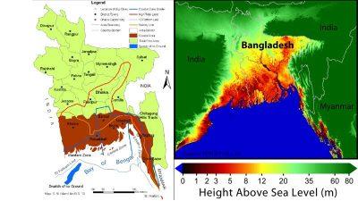 बंगलादेशमा जलवायु परिवर्तन र खाद्य सम्प्रभुताका चुनौतीहरु