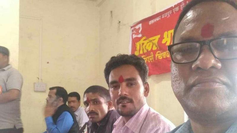 भारत प्रवासमा मसालका जिम्मेवार नेताहरू नेकपा प्रवेश