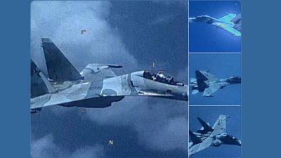 भेनेजुएलाले अमेरिकी लडाकु विमान लखेट्यो, अमेरिकी सेना बल्लतल्ल ज्यान जोगाएर भागे