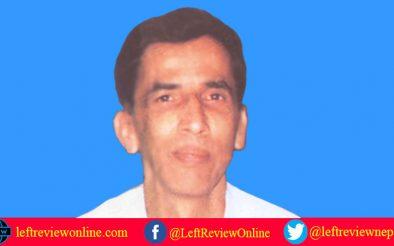महान शहीद क. सुरेश वाग्ले 'वासु' – आत्मसमर्पण नगरेका कारण जसको हत्या गरियो