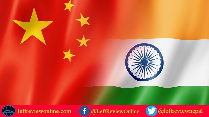 चीन-भारत सीमा विवाद : इतिहास र वर्तमानसम्म