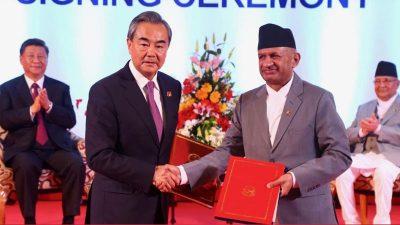 नेपाल-चीन बीच भएका २० सहमाति र सम्झौताहरू