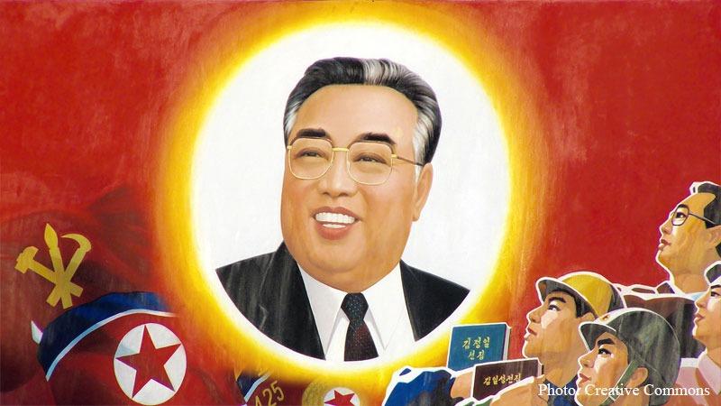 Kim Il Sung, Korean Revolution, DPRK